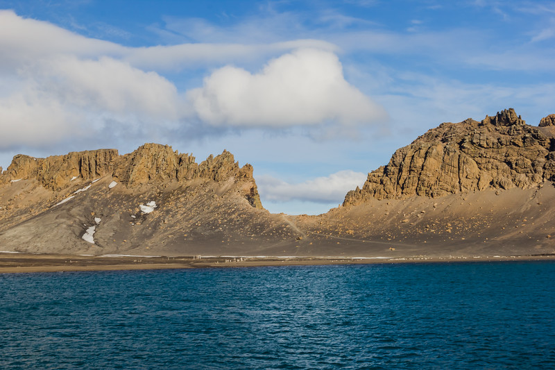 Deception Island - A different side of Antarctica