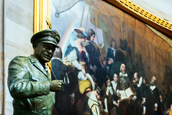 Dwight D. Esienhower, US Capitol Building