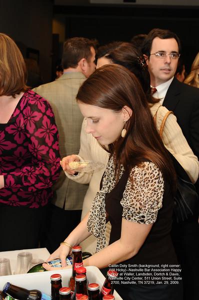 Meet & Greet at Waller 2009