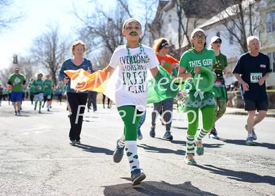 Holyoke St. Patrick's Day 10K
