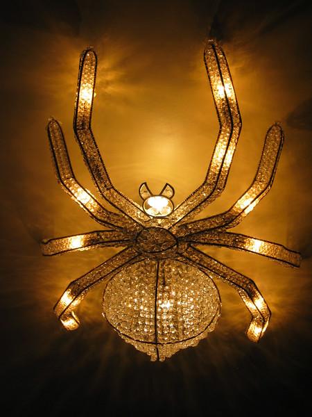Spider Chandelier