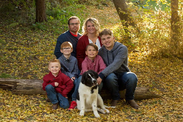 Raby Family Fall 2019