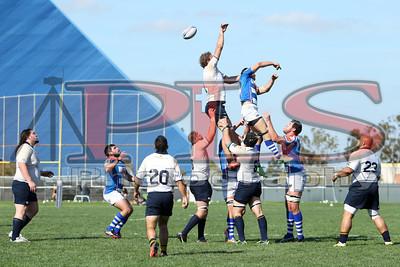 Pacific Rugby Premiership - Belmont vs. Glendale Colorado 2-8-14