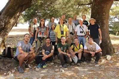 Expedición Botánica 2016. Sierra del Pinar