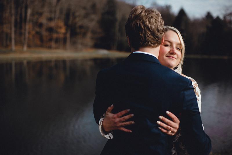 Requiem Images - Luxury Boho Winter Mountain Intimate Wedding - Seven Springs - Laurel Highlands - Blake Holly -669.jpg