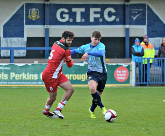 Gainsborough Trinity vs Ilkeston Town