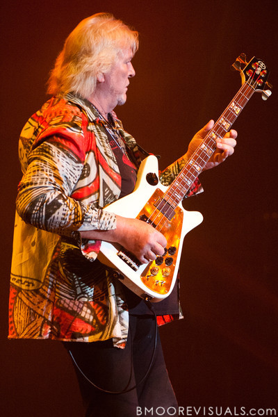 Yes perform on June 9, 2010 at Ruth Eckerd Hall in Clearwater, Florida