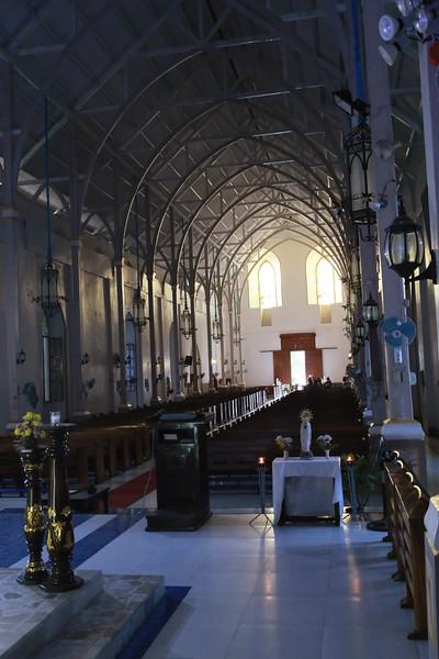 Bantay Belltower and St. Augustine  Parish Church