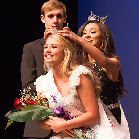 Crowning and After Show Photos