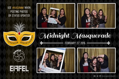AASIA's Midnight Masquerade (prints)