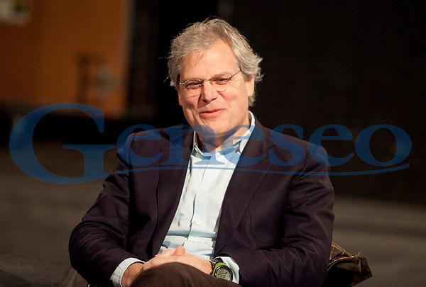 Bruce Altman Visit Spring 2012