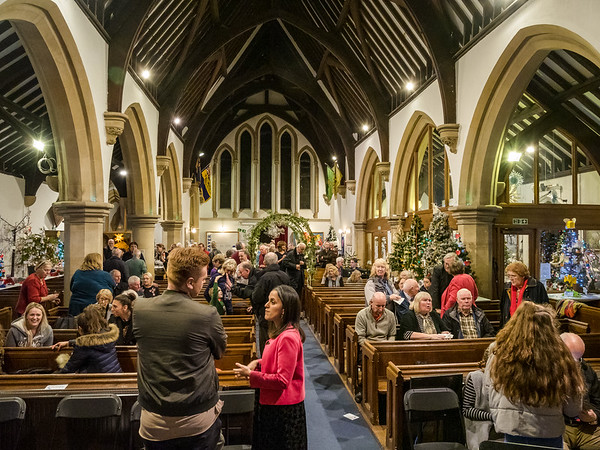 20181208 Taste of Christmas - Twyford