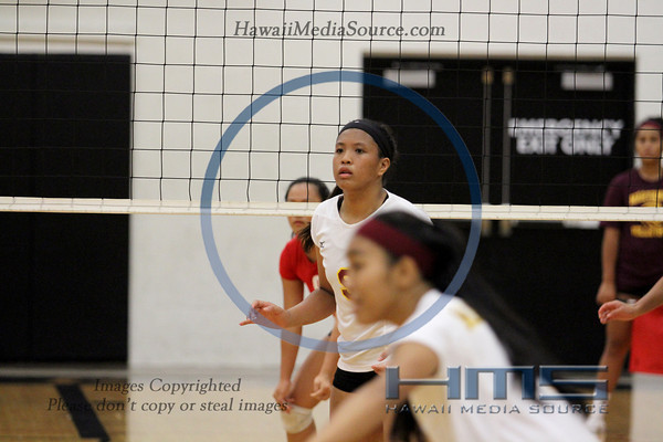 Maryknoll Girls Volleyball - Iol