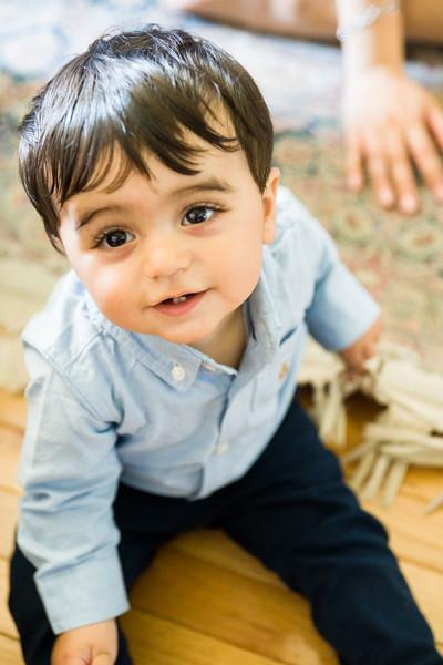 Negar 's son Ryan - 1st Birthday - Quick Look