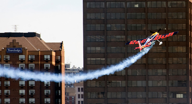 Red Bull Air Race - PRACTICE ROUND