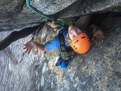Rock Climbing: Week 3