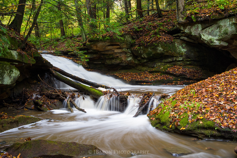 Skunk Run Falls 1809