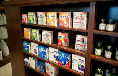 Pharmacy, Smoking Cessation Products