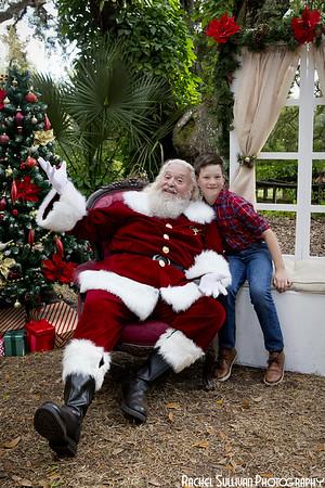 Santa 2019: Miles