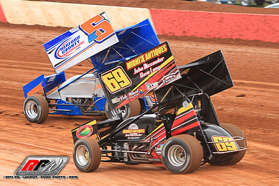 """Lincoln Speedway - 4/1/17 - Ed """"Lugnut"""" Funk"""