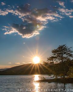 Lake Jocassee Spring 2016 (South and North Carolina)
