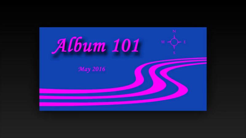 ALBUM 101 MAY 2016