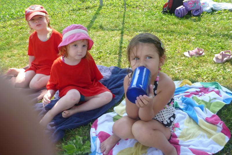 2013-Aug: Bissell's Waterpark School Trip