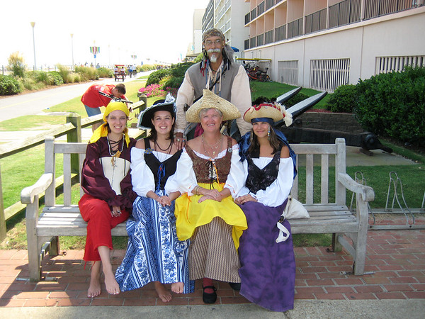 Family Fun Day, 2007 - Virginia Beach, VA