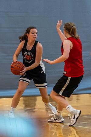 Rockford Girls JV Basketball Byron Center Playdate