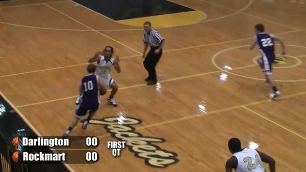 Darlington vs Rockmart 1-15-2008 Video