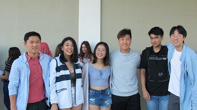 Class of 2020 Students Make Their Debut