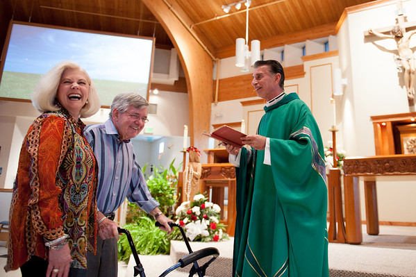Gilla 50th Anniversary Renewal of Vows