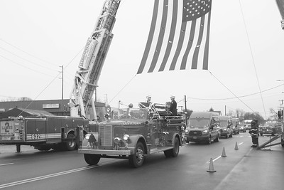 Ex-Chief Sager Funeral [1-16-21]