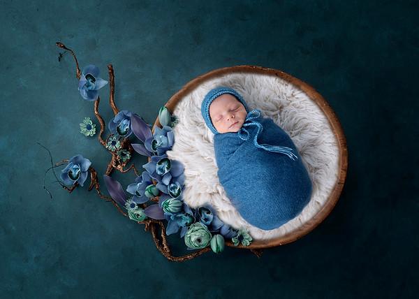 Newborn Eric