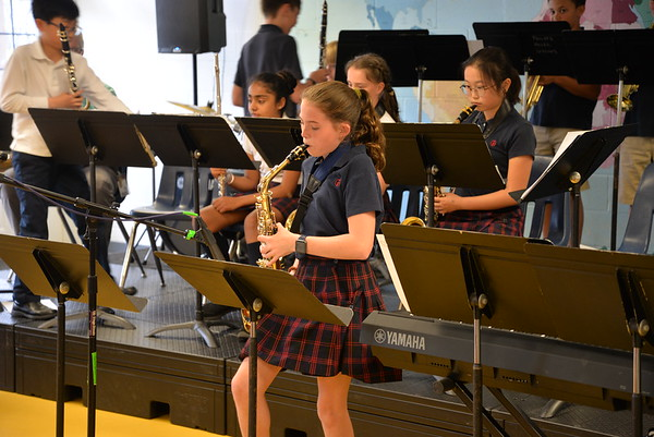LS Jazz Band Assembly