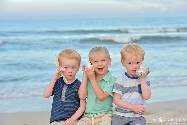 Duck Family Vacation, Family Portraits, OBX Family Vacation, Outer Banks Photographer, Hatteras Island Photographer, North Carolina, Epic Shutter Photography, Visit the Outer Banks, Family Photos, Children's Beach Portraits, Maternity Portraits, Beach Bab