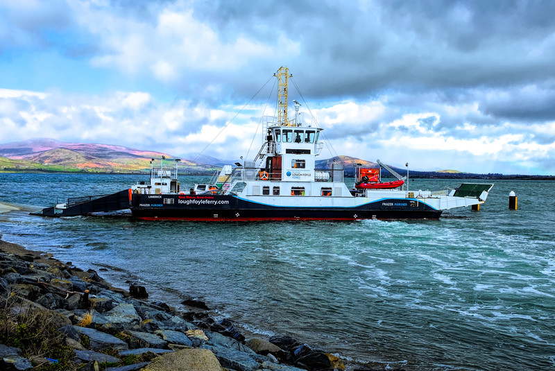 Carlingford Ferry
