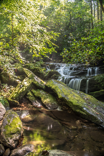 Lost in Linville Gorge
