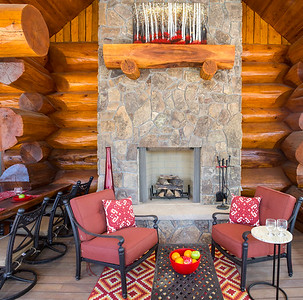 Mountain Log Homes of Colorado