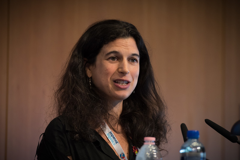 22nd International AIDS Conference (AIDS 2018) Amsterdam, Netherlands   Copyright: Marcus Rose/IAS  Photo shows: The 4th HIV Exposed Uninfected (HEU) Child and Adolescent Workshop. Lucie Cluver, Oxford University, United Kingdom.