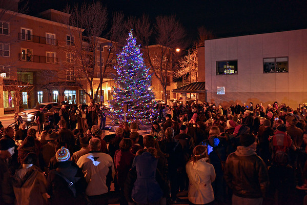 City of Loveland - Loveland Holiday Scene 2012