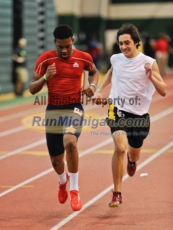 Boy's 4 x 400 Relay - 2012 MITS Finals