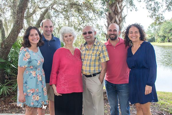 Bonamer Family 2018