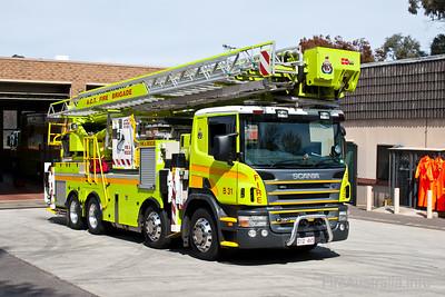 ACTFR Ladder Platform 31