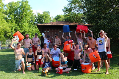 2014  Ice Bucket Challenges