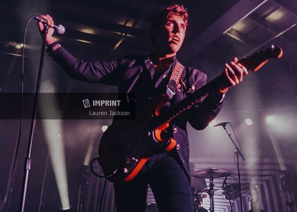 Bad Suns at Mercy Lounge - Nashville, TN | 04.10.2019
