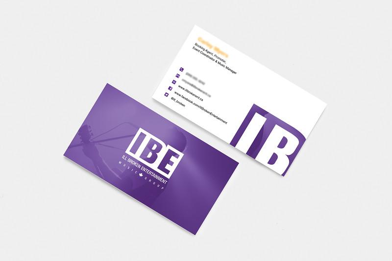 IBE Branding
