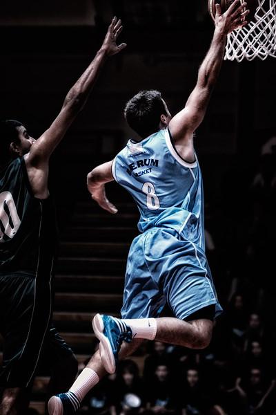 2011-11-01: Bærum Basket - Ammerud Basket