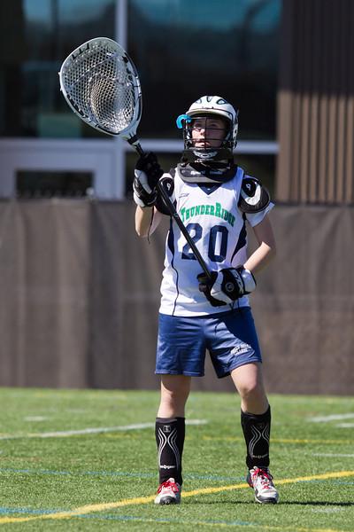 2011 T-Ridge Girls Lacrosse