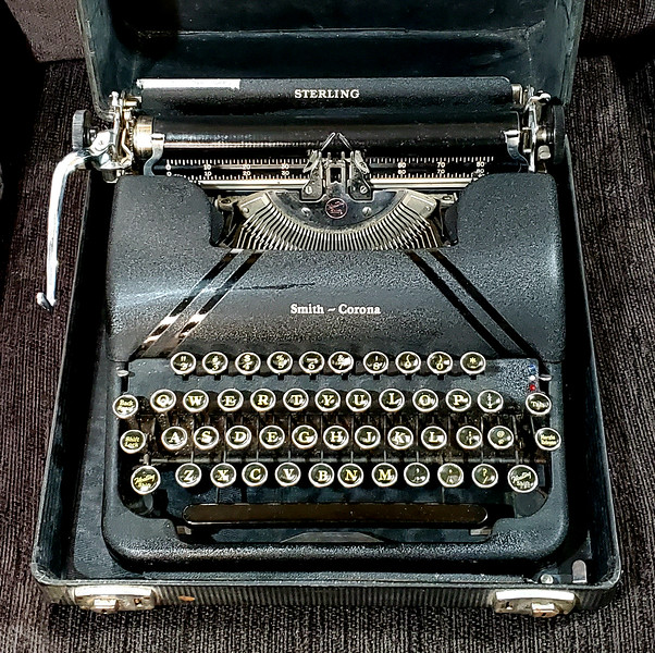 Smith Corona Sterling Typewriter